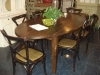 OAK Furniture -dining Table and Dining Chair