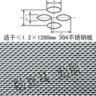 Steel Metal Plate With Pattern