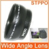 58mm 0.45x Wide Angle Lens With Macro