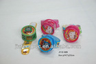 Round Shape Hello Kitty Promotional PVC Toy Watch
