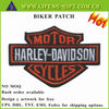 CUSTOM LOGO MOTORCYCLES EMBROIDERED PATCH