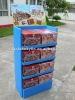 Corrugated Paper Stand Display Racks