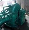 Impulse hydraulic turbine generating unit