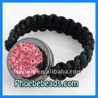 Wholesale Shamballa Rings Bead Ring PSR04