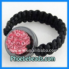 Wholesale Shamballa Rings Bead Ring PSR04