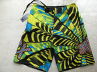 2012 FOX Awesome Mens Boardie Shorts BoardShorts A4#yellow SZ 30-38