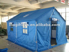 Relief tent Refugee tent Emergency tent Canvas Tent 4.5mX10m