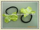 Artificial Hair Lily Flower with Elastic Bend