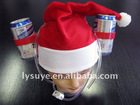 Beautiful Party Christmas Beer Hat