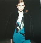 noble faux fur coat &shawl