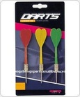 Soft Tip Dart with Nylon Shaft and Copper Barrel