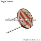 20mm photocell resistor