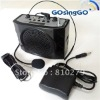 FM radio/mp3 waistband loudspeaker amplifier