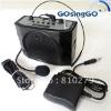 FM radio/mp3 waistband loudspeaker amplifier