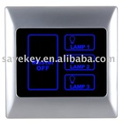 Intelligent network Lighting Control Touch Panel /infrared remote control switch/ home automation/ smart home