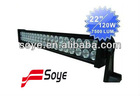 "22"" LED Light Bar 120W super tough offroad 4x4"