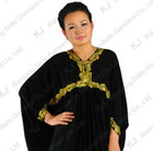 (KJ-WAB6007)Hight qulity Abaya muslim women islastic silk ice modest high quality fashion arabic long dress