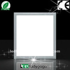 2012 High power and brightness square celing 600*600 ultra-thin 6000-6500K white panel