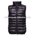 cotton vest coat for women, down vest
