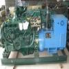 150KW/187.5KVA YUCHAI Marine Diesel Generator Set YC6M240C