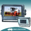 "7"" waterproof backup system with waterproof monitor"