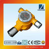 Fixed toxic gas detector with high measurement accuracy and stability