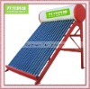 solar water heater,stainless steel solar water heater ,pressurized solar water heater