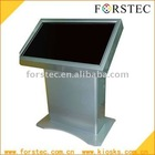 32 Inch Large Touch Screen Kiosk in Exhibition