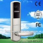 with RF card hotel door lock