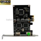 PCIe HDMI YPbpr Audio Video Grabber Capture Card