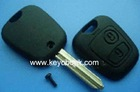 Peugeot 2 buttons remote key shell (X type)