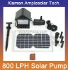 P020A Mini water pump solar 12v