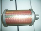 "1"" Galvanized Muffler XY-10 for Adsorption Air Dryer"