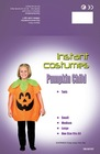 pumpkin child party costumes