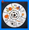 fashionable magic dartboard game for children