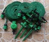 Auto water suite flat hose with manual 2 hour timer