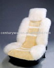 Conmfortable and soft australian sheepskin fur car seat covers