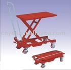 Hydraulic Platform Concealed Scissor Car Lift/Auto Mid-rise Garage Equipment
