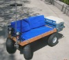Collapsible couch wagon adults