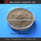 chrome lignosulfonate