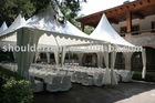 twins wedding tent