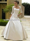 Sell 2013 New Arrival: embroidered lace wedding dress SY-459