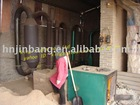 High capacity Pipe sawdust Drier
