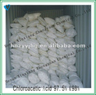 Mono chloroacetic acid 99% factory for fertilizer