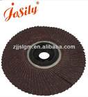 Red Flower Type Flap Disc
