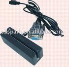 RS232 swipe magnetic reader