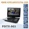 9 Inch Portable ATSC TV