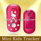 Cute baby phone Q2G walkie-talkie gps tracker