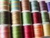 Variegated Silk Thread