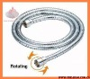 Anti-Twist chrome plated stainless steel flexible hose